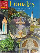 Lourdes. Con DVD video - HRE Edizioni - Libro nuovo in offerta!