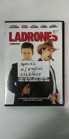 LADRONES ON DVD