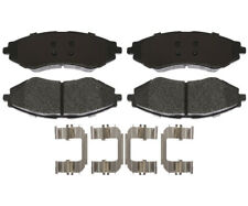 Front Brake Pad Set For 2000-2002 Daewoo Lanos 1.6L 4 Cyl 2001 Raybestos