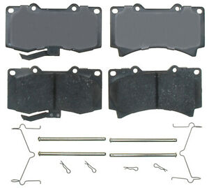ACDelco Professional 17D1119CH Disc Brake Pad Set