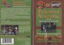 European Nymphing Step by Step Tying & Fishing Instruction 4 Hours Dvd New