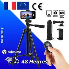 Trépied Portable Authentique En Aluminium Pour Tous Type de Smartphone & GoPro