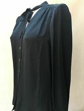 Tommy Hilfiger women's shirt navy blue size 8 (EU38)