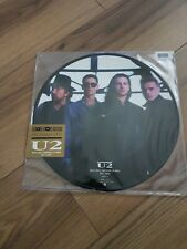 "U2 - Red Hill Mining Town - RSD 2017 12"" Picture Disc Single Vinyl"