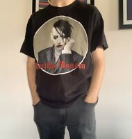 Marilyn Manson T-shirt 2004. Size Large.