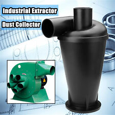 Black Woodwork Tool Powder Dust Collector Filter For Vacuum Extractors Separator