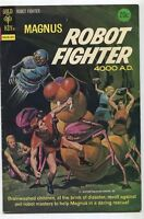 Magnus-Robot Fighter 4000 A.D. #35 FN      Gold Key Comics CBX 8