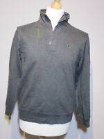Nike Grey Track Top -  Size M