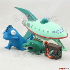 Futurama Planet Express spaceship alien cargo Loose Moore Action Collectibles