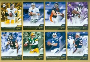 COMPLETE 2008 Playoff Absolute Memorabilia RETAIL 100 Card BASE SET
