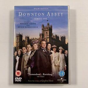 Downton Abbey : Season 1 (DVD, 2011, 3-Disc Set) Region 2,4,5