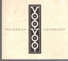 VOO VOO - TROJDZWIEKI 2CD 2004 WAGLEWSKI TOP RARE OOP CD POLSKA POLAND POLEN