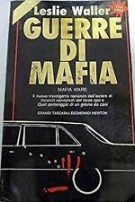 Guerre Di Mafia,Leslie Waller  ,Newton,1992
