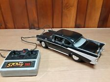 "Vintage New Bright '57 Chevy Bel Air 12"" long w/ Remote .Very Detailed."