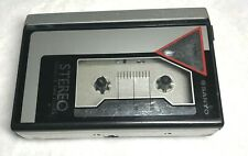Sanyo | Stereo Cassette Tape Player | Model MGP10 | Working Great