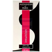ALEXANDER of PARIS Intuition EDT 50ml.