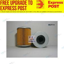 Wesfil Fuel Filter WCF111 fits Renault Laguna 2.2 dCi