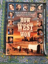 How the West Was Won (DVD, 2000) ~ NEW