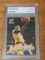1996-97 Fleer Ultra Kobe Bryant RC PSA 9 Mint Rookie #52