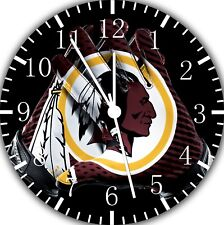 Washington Redskins Frameless Borderless Wall Clock Nice For Gifts or Decor F111