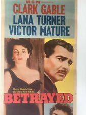 Betrayed Movie Poster