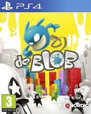 De Blob PS4 * Neu Versiegelt PAL *