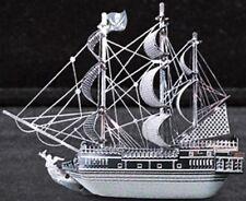 Metallic Nano Puzzle Black Pearl TMN-11 ship mini model kit BEST BUY GIFT