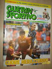 GUERIN SPORTIVO GS 1990 ANNO LXXVIII N°40(814) CUORE NERAZZURRO INTER