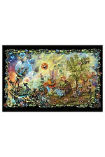 Noam Magic Land Dream Combo Poster! Fantasy Pleasantness smiling sun focal