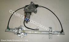 USED Rover 600 Rear Electric Window Regulator O/S/R