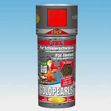 JBL Goldpearls (CLIC) 250ml - Poisson rouge nourriture porcelaine, veiltail pour