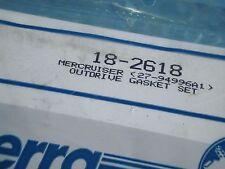 Sierra Mercruiser Outdrive Gasket Set 18-2618 NEW