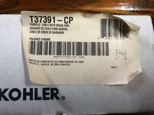 Kohler T37391-CP Pureflo Cable Bath Drain Trim (Polished Trim)