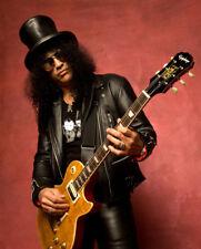 Slash UNSIGNED photograph - M3296 - English-American musician - Guns N' Roses