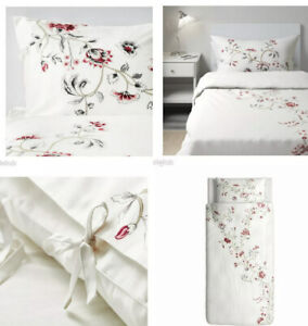 Ikea Rodbinka Duvet Cover Bed Set Single Use in Great Condition Only Used Few T