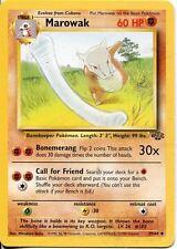 Pokemon Jungle Uncommon Card #39/64 Marowak