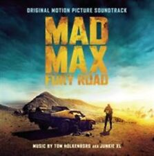 Mad Max: Fury Road [Original Soundtrack] by Junkie XL/Tom Holkenborg (Junkie XL) (CD, Jun-2015, Sony Music)