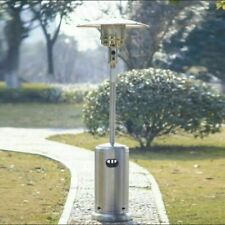 Hampton Bay 48000 Btu Stainless Steel Patio Heater New*Ships Today* - In Hand