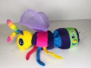 "Bumble Bee Plush Unipak Pot Belly 9/"" Stuffed Toy Plumpee Bee"