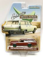 Greenlight 1985 Mercury Grand Marquis Colony Park 1/64 Diecast Chase Car 29950F