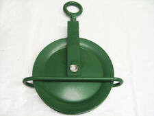 More details for gin wheel pulley 250kg (scaffolders lifting block hoist attatchment swivel)