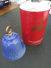 New , 1990 Bing & Grondahl Christmas Bell