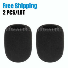 Windscreen Microphone Sponge Cover Foam For Audio Technica AT4033 AT4040 AT3035