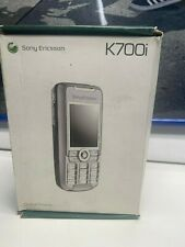 Sony Ericsson K700i Phone Old Stock Rare collectors Mobile Phone Cell GSM