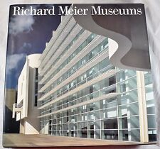 Richard Meier Museums Architect Over 350 Illustrations Hardcover DJ