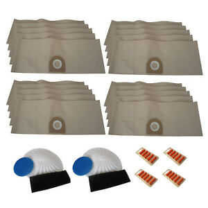 20 x Vacuum Cleaner Dust Bags & Filters & Fresheners for VAX 7000 8000 9000