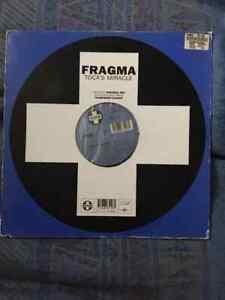 "Fragma - Toca's Miracle - Club / Everybody Knows / Dub - 12"" Vinyl - 12TIV-128"