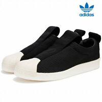 Baskets Adidas Originals Superstar Slip-On Sneakers BY9137 / Eu 38 2/3 US 7 Noir