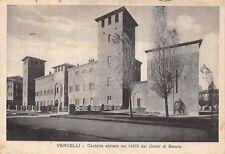 2090) VERCELLI, CASTELLO ABITATO NEL 1400 DAI DUCHI SAVOIA. VIAGGIATA NEL 1946.