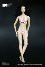 HotPlus Pink Sexy Lace Lingerie Set for 1:6 Girl Action Figures #001B